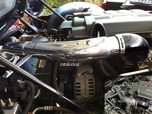 Amazon.com: Performanc Air Intake for 2006-2009 PONTIAC SOLSTICE / 2007-2009 SATURN SKY 2.4L l4 ENGINE (BLACK): Automotive