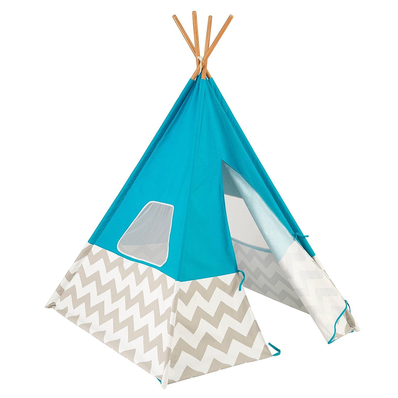 KidKraft Teepee Tent Turquoise