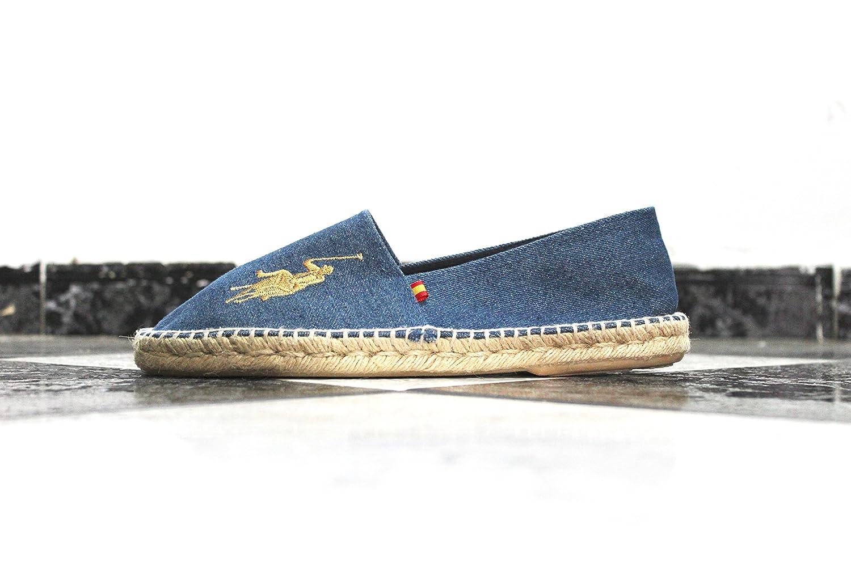 Polo Alpargatas Material Premium - Hecho EN España (40, Fuxia): Amazon.es: Zapatos y complementos