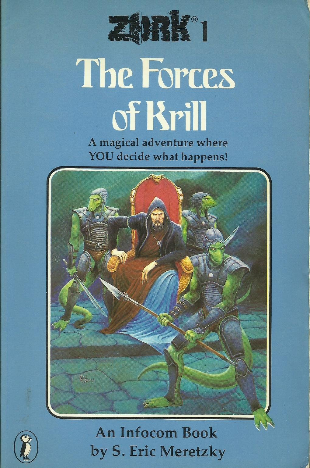 Forces Of Krill SEric Meretzky 9780140317558 Amazon Books