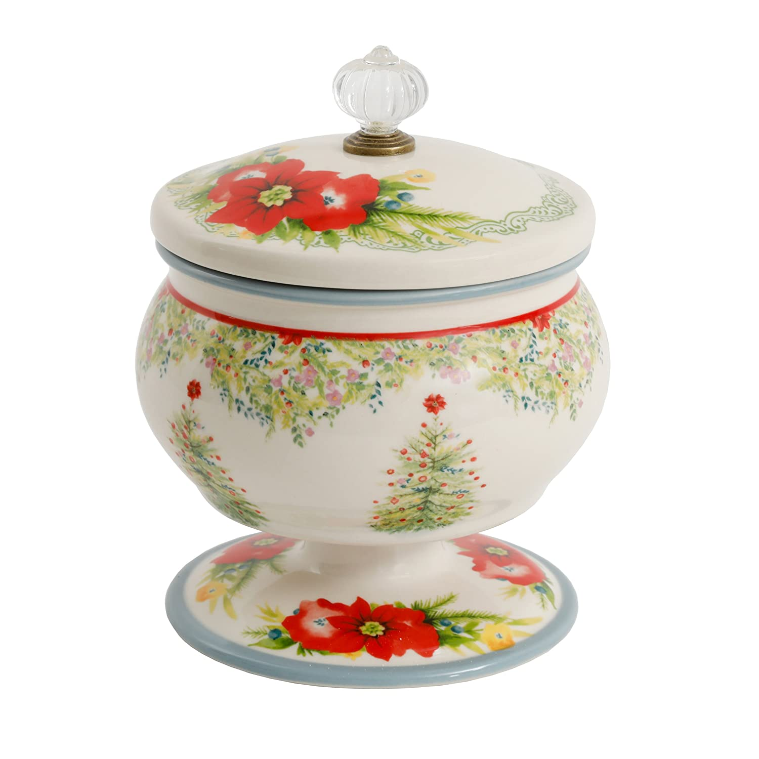 The Pioneer Woman Holiday Cheer Candy Dish