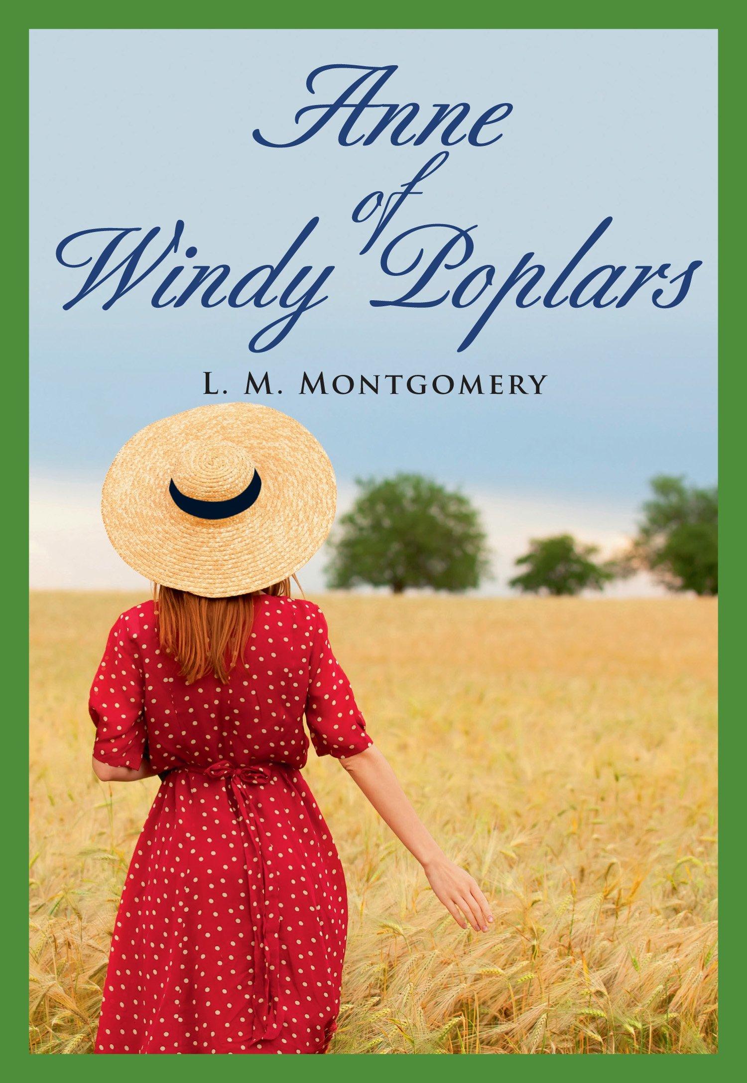 Download Anne of Windy Poplars ebook