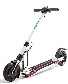E-Twow Patinete eléctrico Booster S 36V 8,7Ah, Blanco ...
