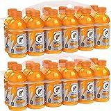 Gatorade Thirst Quencher, Orange, 12 Ounce Bottles (Pack of 24)