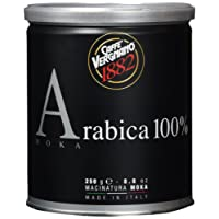 Caffè Vergnano 1882 Moka gemahlen Dose, 2er Pack (2 x 250 g)
