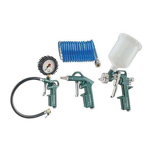 Metabo 4 6.01585.00 Coffret d'outils à air comprimé 4 pièces