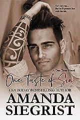 One Taste of Sin (A One Taste Novel Book 4) Kindle Edition