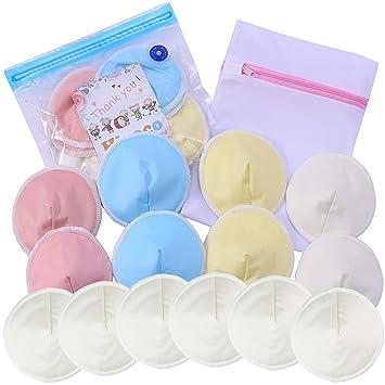 Amazon.com: Discos de lactancia almohadillas para orejas ...