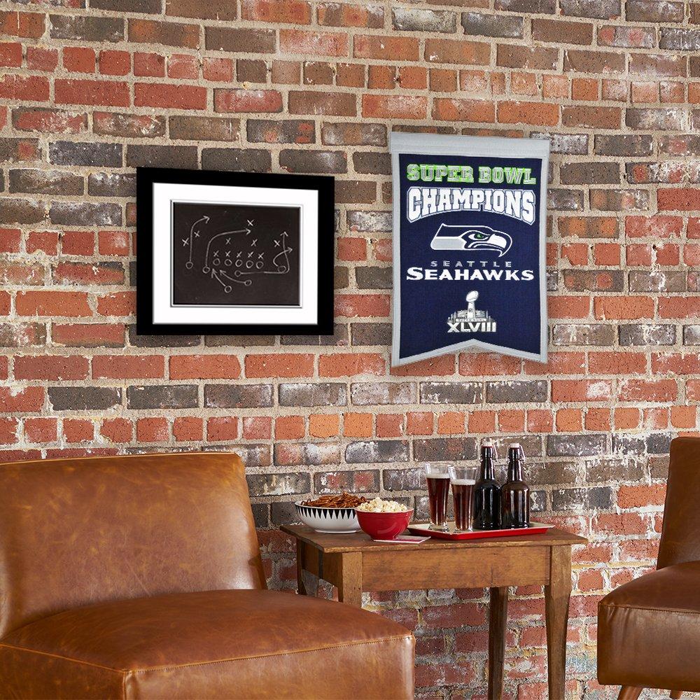 Amazon nfl seattle seahawks super bowl champions banner one amazon nfl seattle seahawks super bowl champions banner one size multicolor sports outdoors jeuxipadfo Choice Image