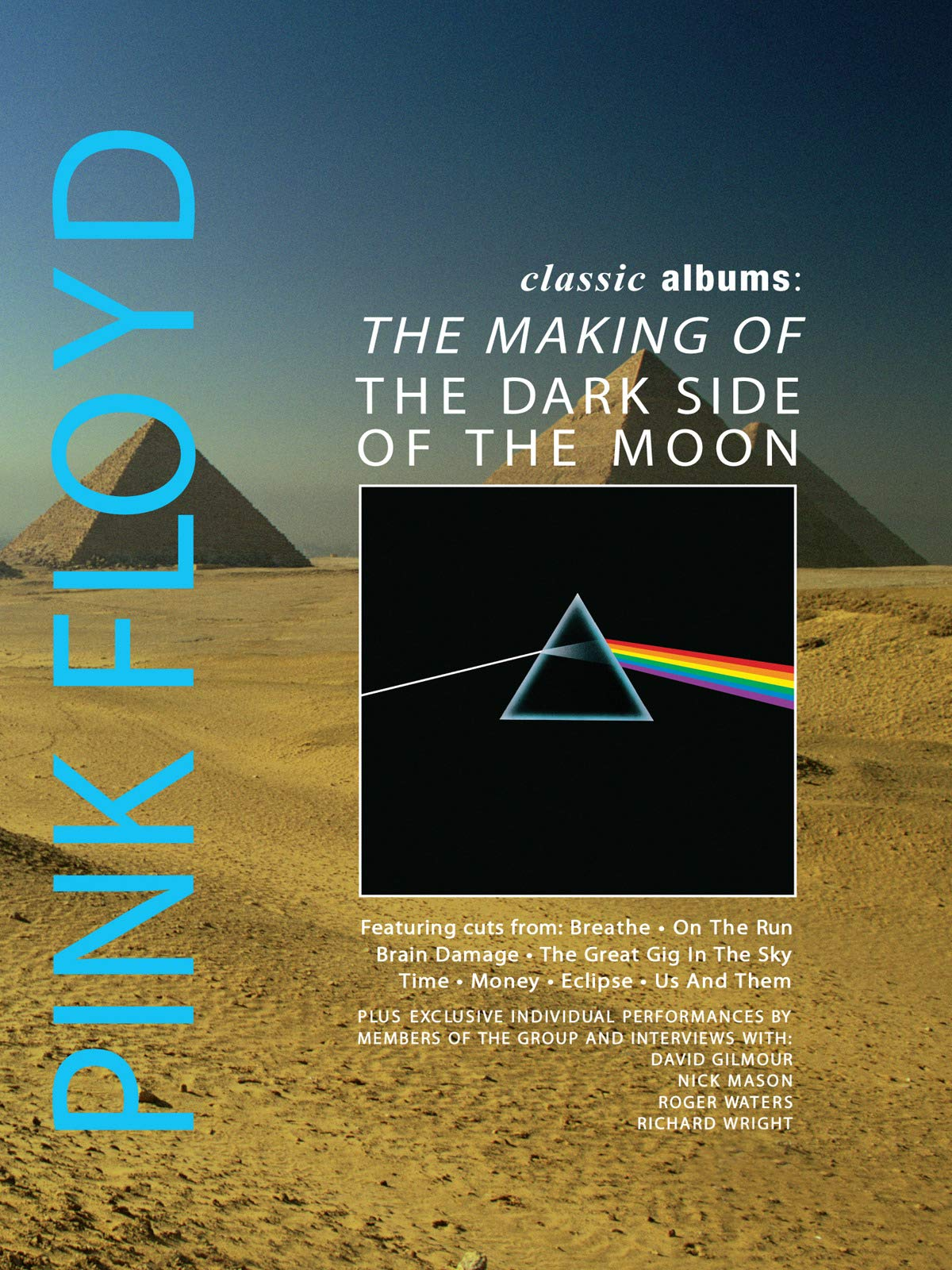 Pink Floyd - The Making Of The Dark Side Of The Moon (Classic Album) on Amazon Prime Video UK