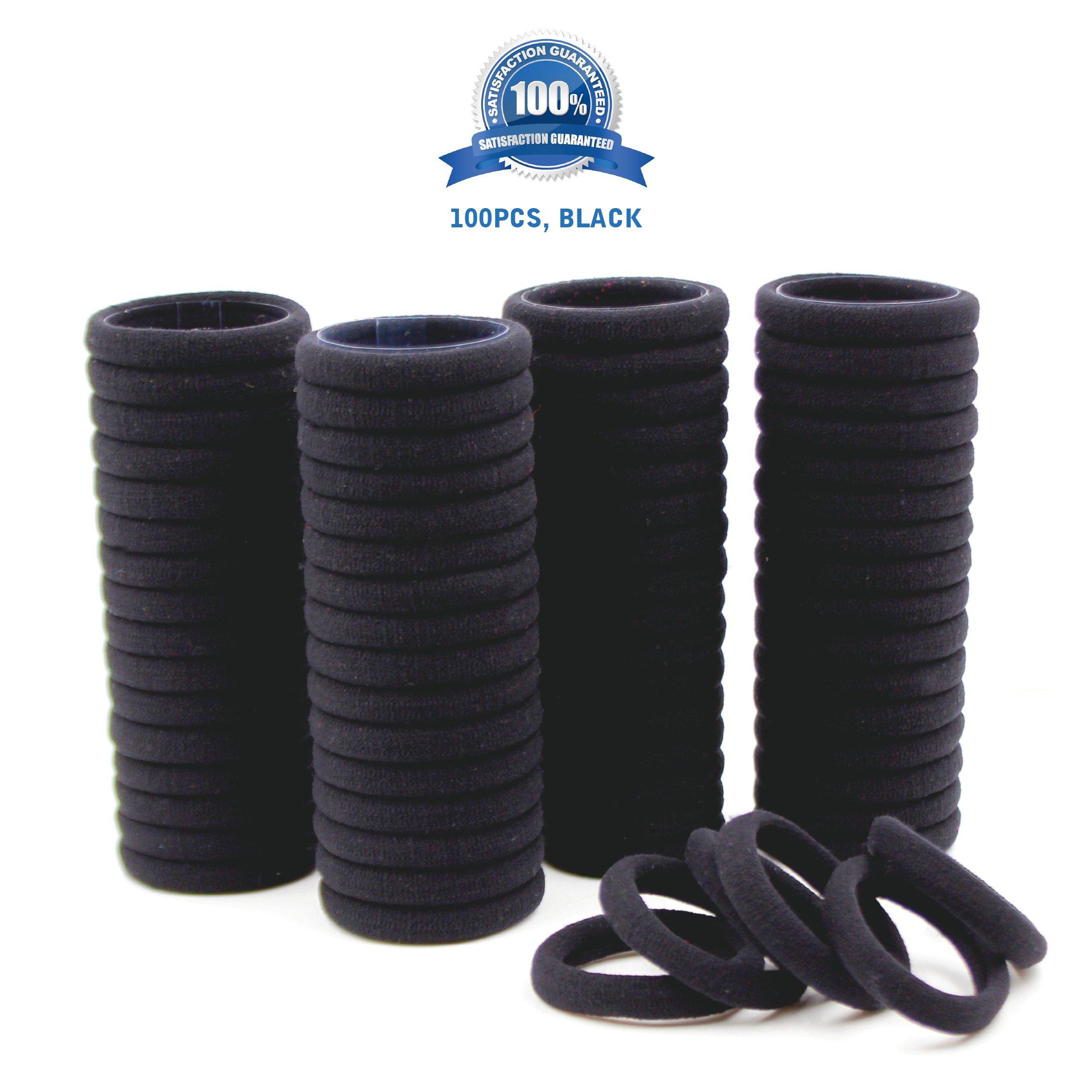 8.5mm hair ties rubber