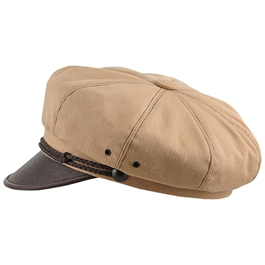 ce3a775daf0 Sterkowski Vintage Harley Style Hat Pure Cotton Cap at Amazon Men s  Clothing store