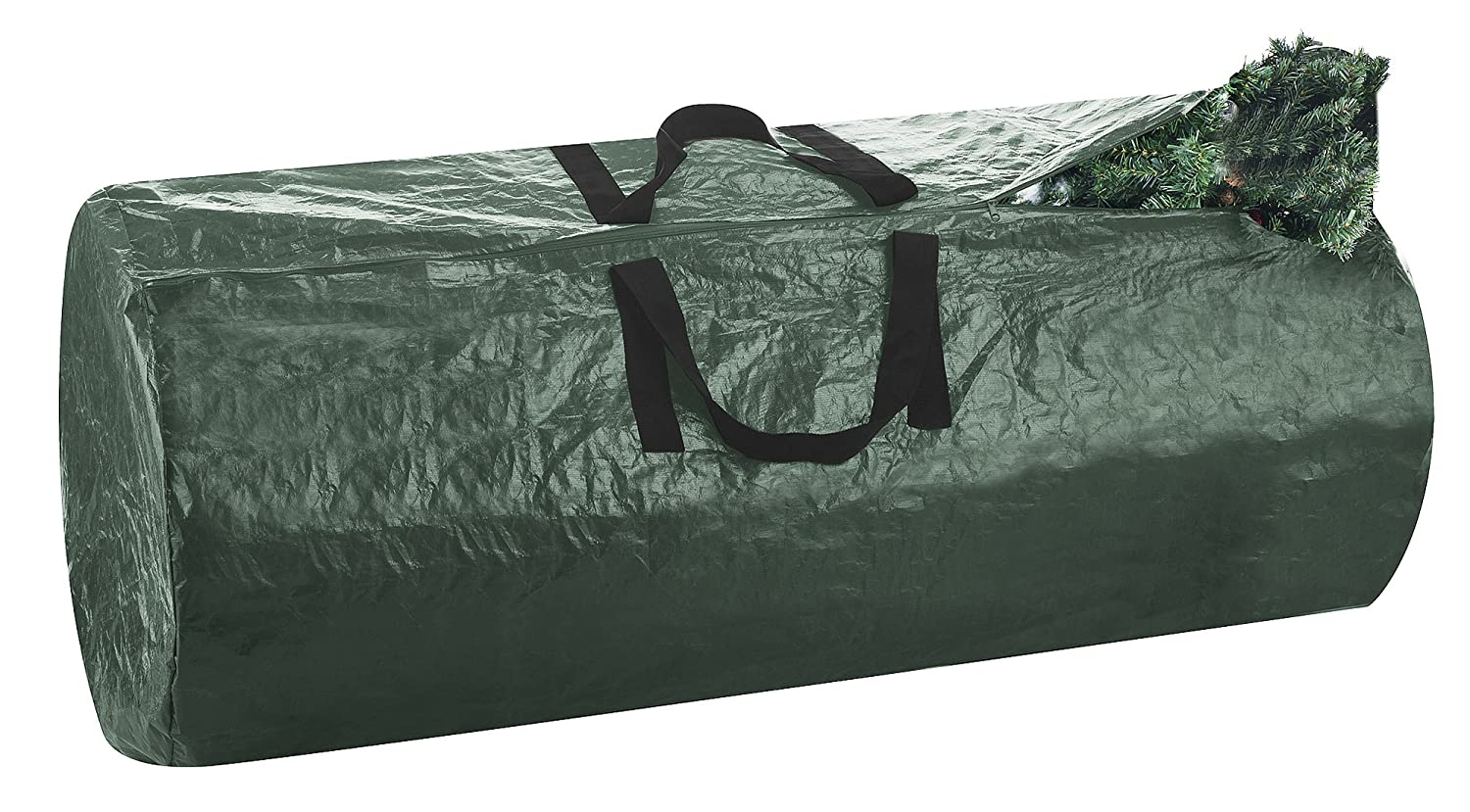 Elf Stor Deluxe Green Holiday Christmas Tree Storage Bag Large For 9 Foot Tree (60