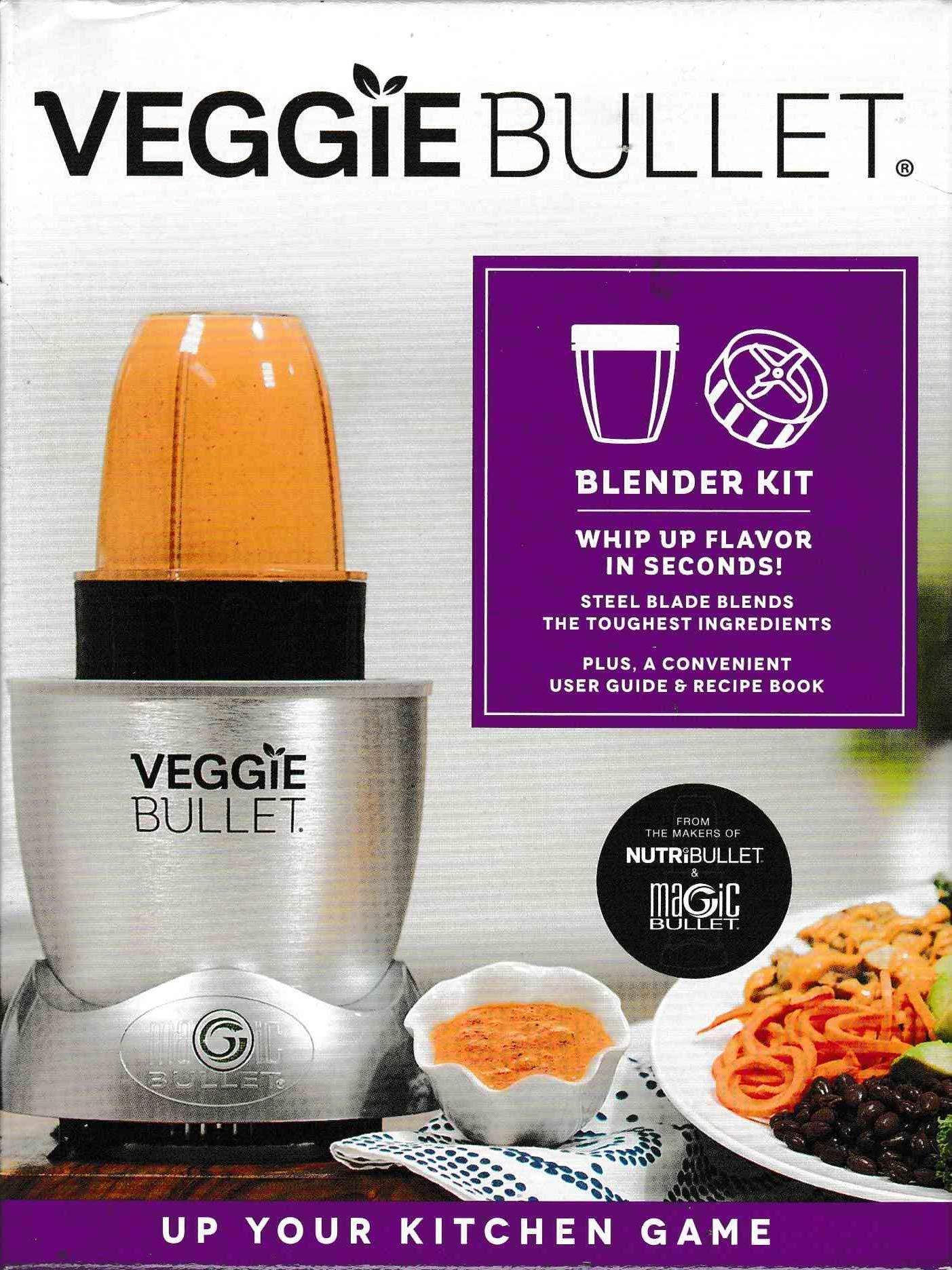 Veggie Bullet Blender Kit