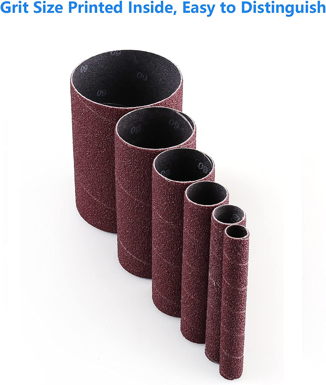 Brown, Triton Rodillos De Lija De /Óxido De Aluminio