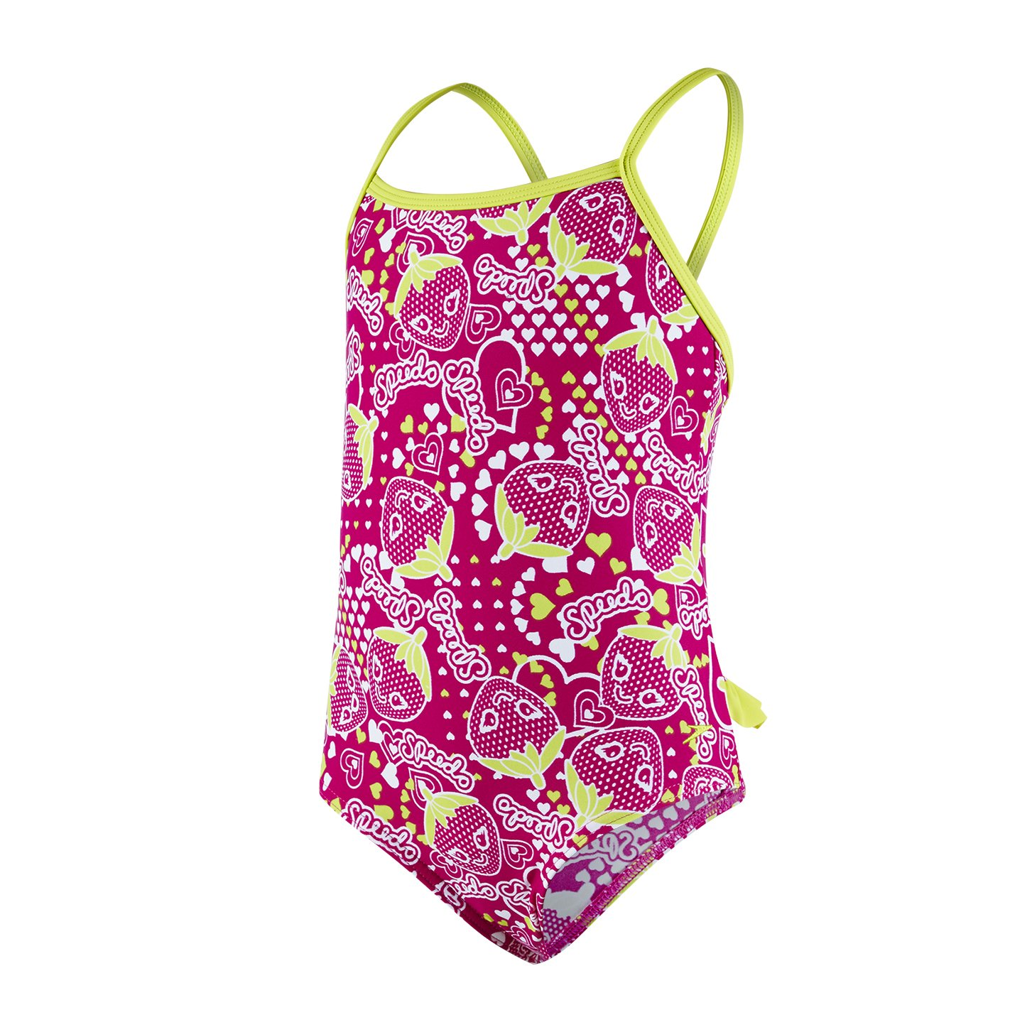 Speedo Girls' Starfizz Essential Frill Swimwear (1-Piece)