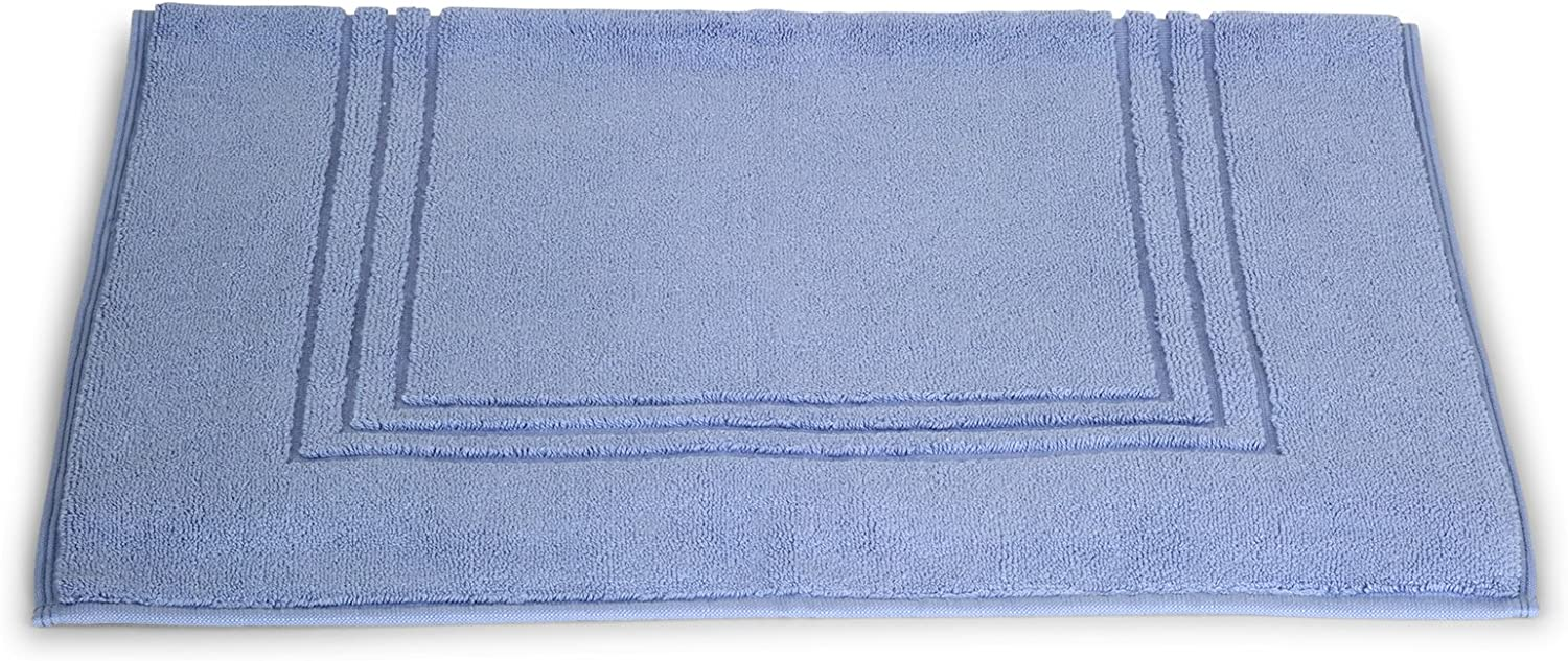 TowelSelections Blossom Collection Soft Towels 100% Turkish Cotton Eventide Bath Mat