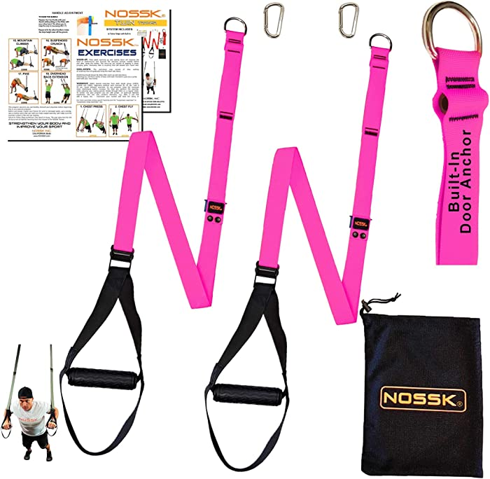 Top 10 Nossk Home Suspension Bodyweight Fitness Trainer