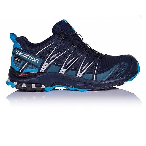 salomon xa pro 3d gtx para caballeros trail zapatos para correr new ... d8c0819b7f