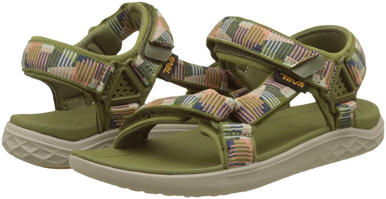 Sandalias de Punta Descubierta para Mujer Teva W Terra-Float 2 Universal