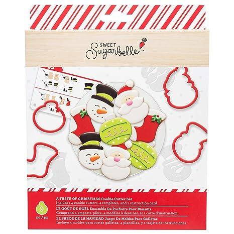 Sweet Sugarbelle 350350 A Taste of Christmas - Cortador de ...