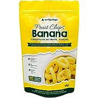 ARCHIPELAGO Banana Chips - 100 GR | Healthy & Very Delicious | NO-Added Sugar
