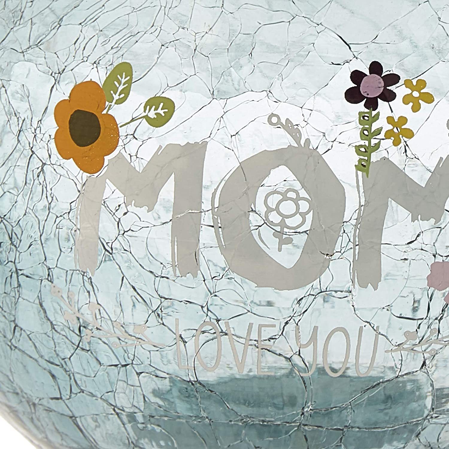 Pavilion Gift Moms are The People who Know us The Best /& Love us The Most Cement Gold Candle Holder Home Decor 4.75 Pavilion Gift Company 42108