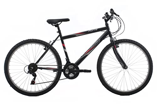 Raleigh Activ by Flyte II Men's Rigid Mountain Bike - Black, 19 Inch