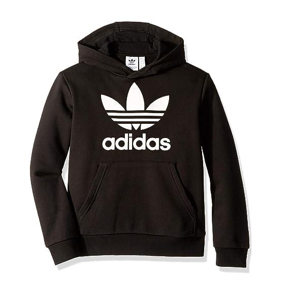 Trefoil Hoodie | Adidas outfit, Adidas trefoil hoodie, Hoodies