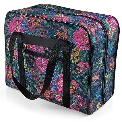 Amazon Distinctive Small Floral Pattern Premium Sewing Machine