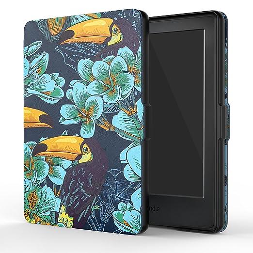 160 opinioni per MoKo Kindle 8ª Gen Case- Custodia Ultra Sottile Leggero per Nuovo E-reader