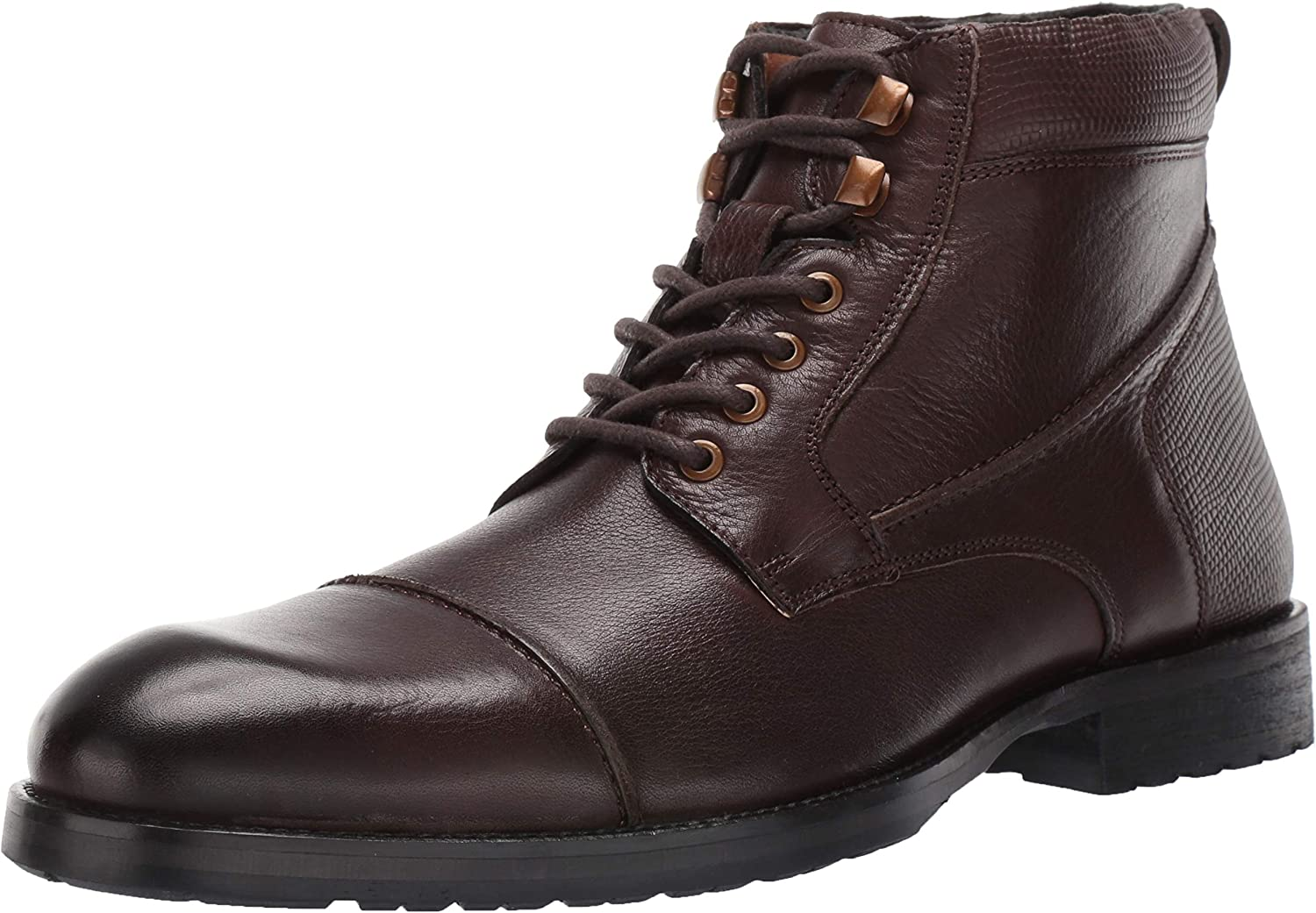 Kenneth Cole REACTION Men's Boot Bombing new work Max 73% OFF B Brewster