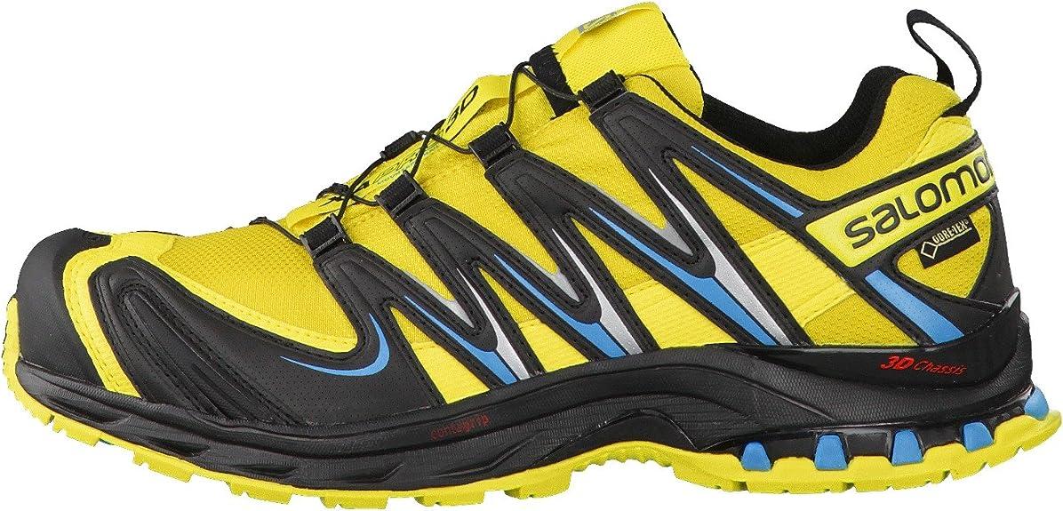 SalomonXA Pro 3D GTX - Zapatillas de Running para Asfalto Hombre ...