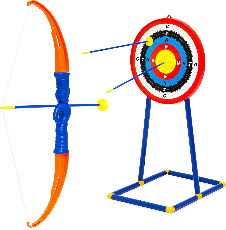 Archery Gift Dartboard Bow PopSockets PopGrip Ausziehbarer Sockel und Griff f/ür Handys//Tablets mit Tauschbarem Top Bullseye Archer Graphic Design