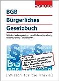 BGB - Bürgerliches Gesetzbuch Ausgabe 2018: Mit den Nebengesetzen zum Verbraucherschutz, Mietrecht und Familienrecht