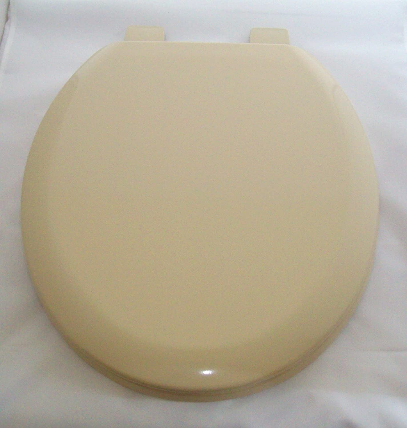 Bemis 5000 Champagne Coloured Toilet seat: Amazon.co.uk: Kitchen ...