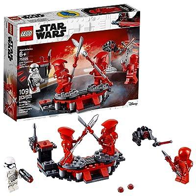 LEGO Star Wars: The Last Jedi Elite Praetorian Guard Battle Pack 75225 Building Kit (109 Pieces): Toys & Games