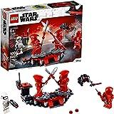 LEGO Star Wars: The Last Jedi Elite Praetorian Guard Battle Pack 75225 Building Kit (109 Piece), Multicolor