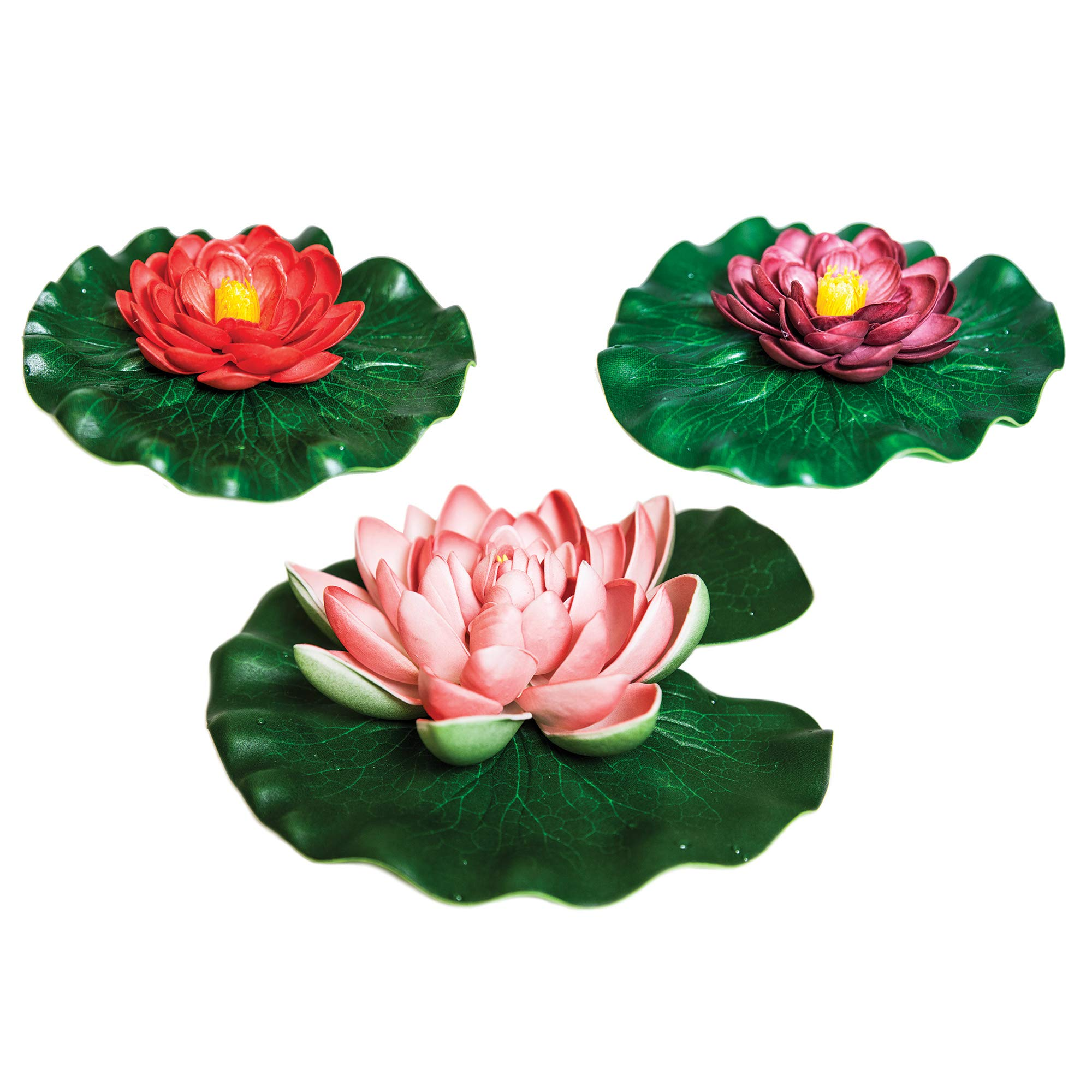 OASE 45382 Floating Lily Pad, Black