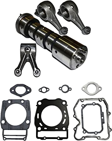 NEW CAMSHAFT CAM SHAFT /& GASKET SET 10 POLARIS RANGER 4x4 400 HO