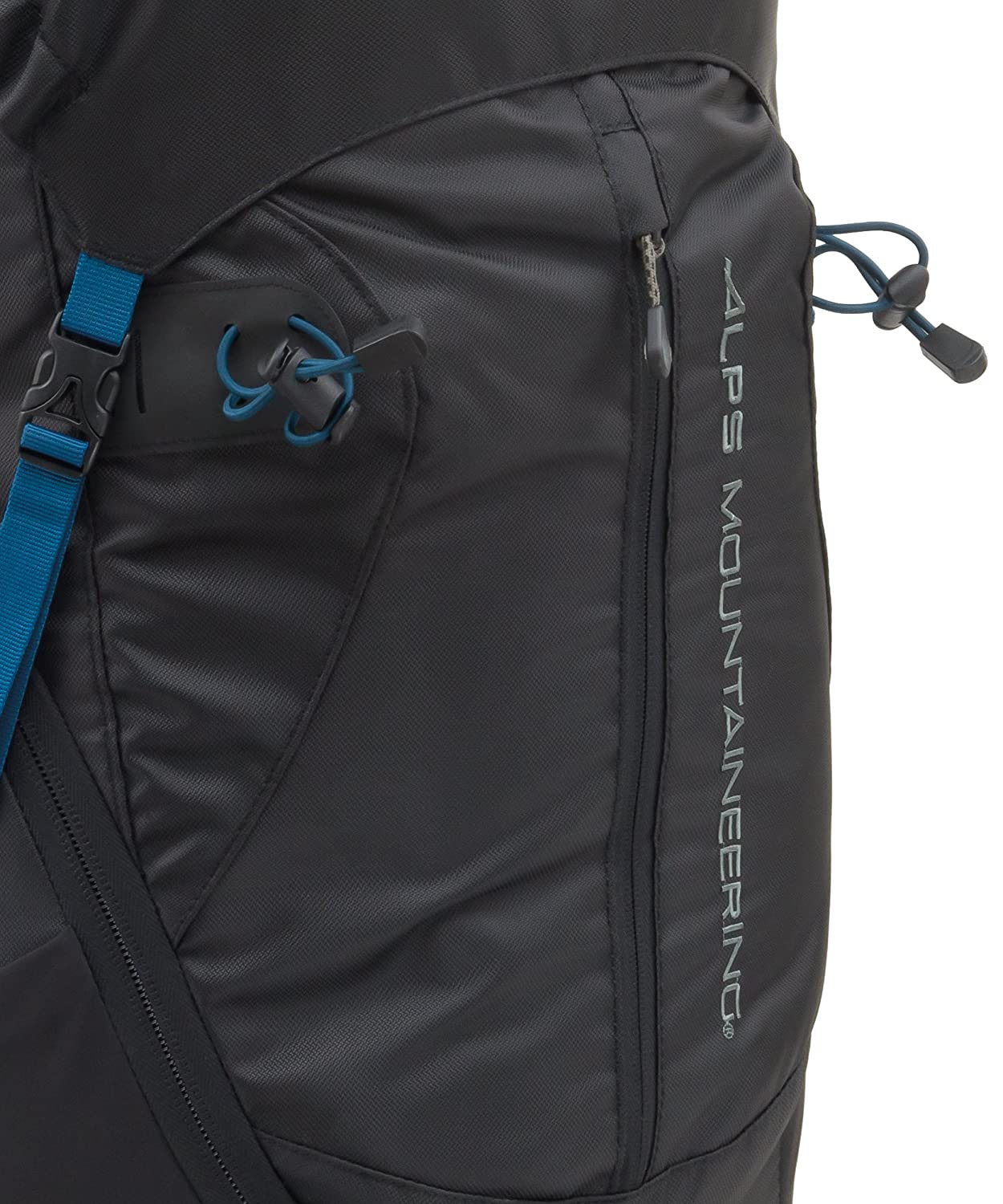 34503e817ef Amazon.com  ALPS Mountaineering Wasatch Internal Frame Pack, 55 Liters   Sports   Outdoors