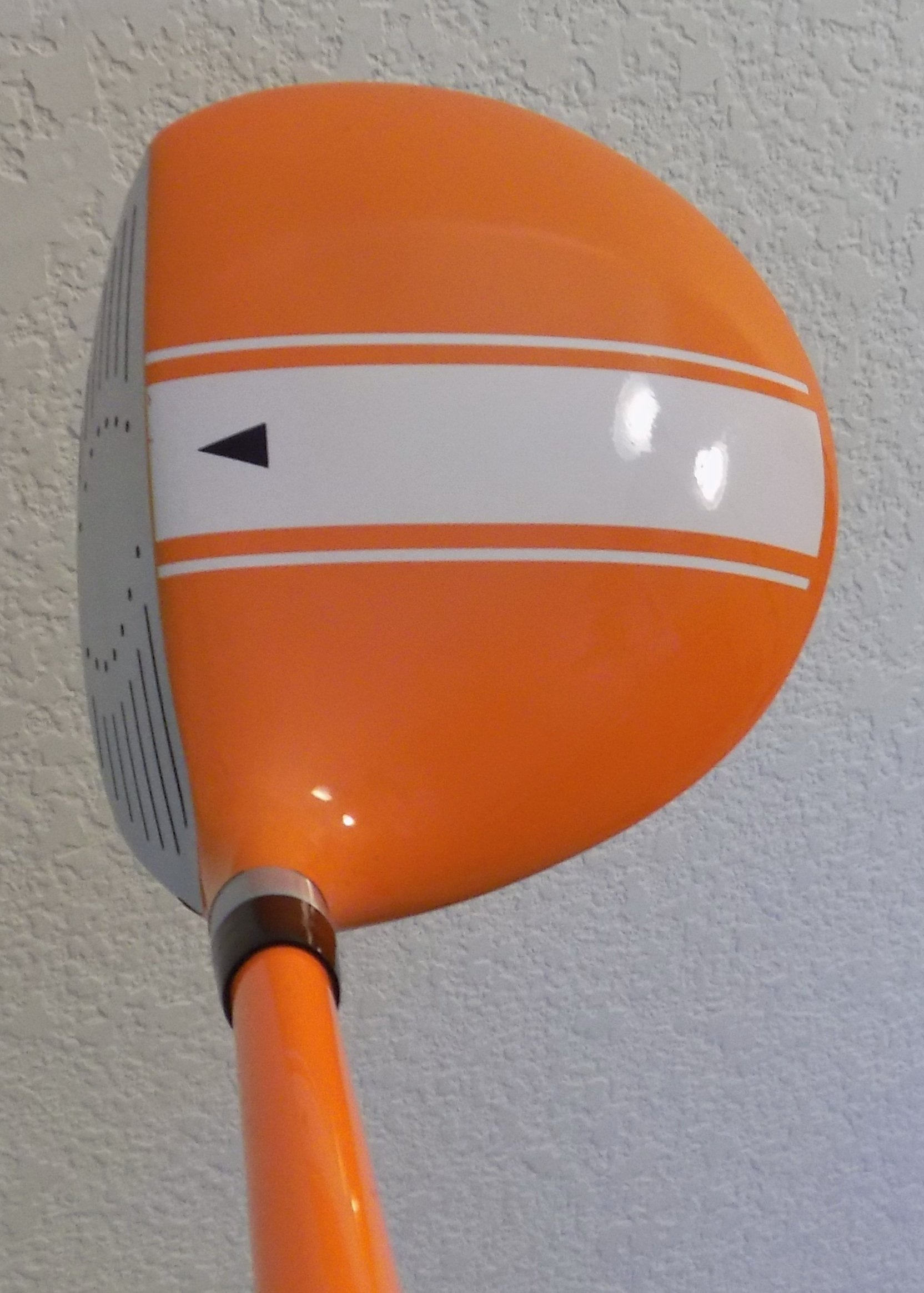 Boys Junior Golf Club Set with Stand Bag for Kids Ages 3-6 Orange Color Right Handed Premium Professional Quality by PG Golf Equipment (Image #3)