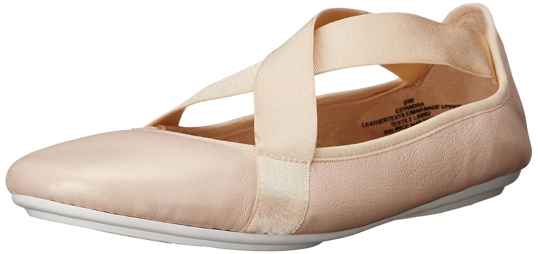 Easy Spirit Women's YANDRA Flat B01AUG4I74 6 W US Light Pink/Multi Leather