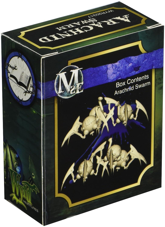 Wyrd Miniatures WYR20317 Malifaux Arcanists Steam Arachnid Swarm Model Kit