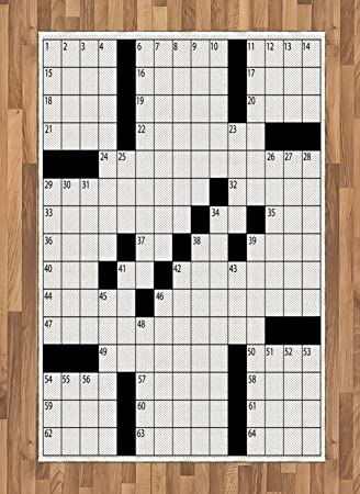 word search grid blank