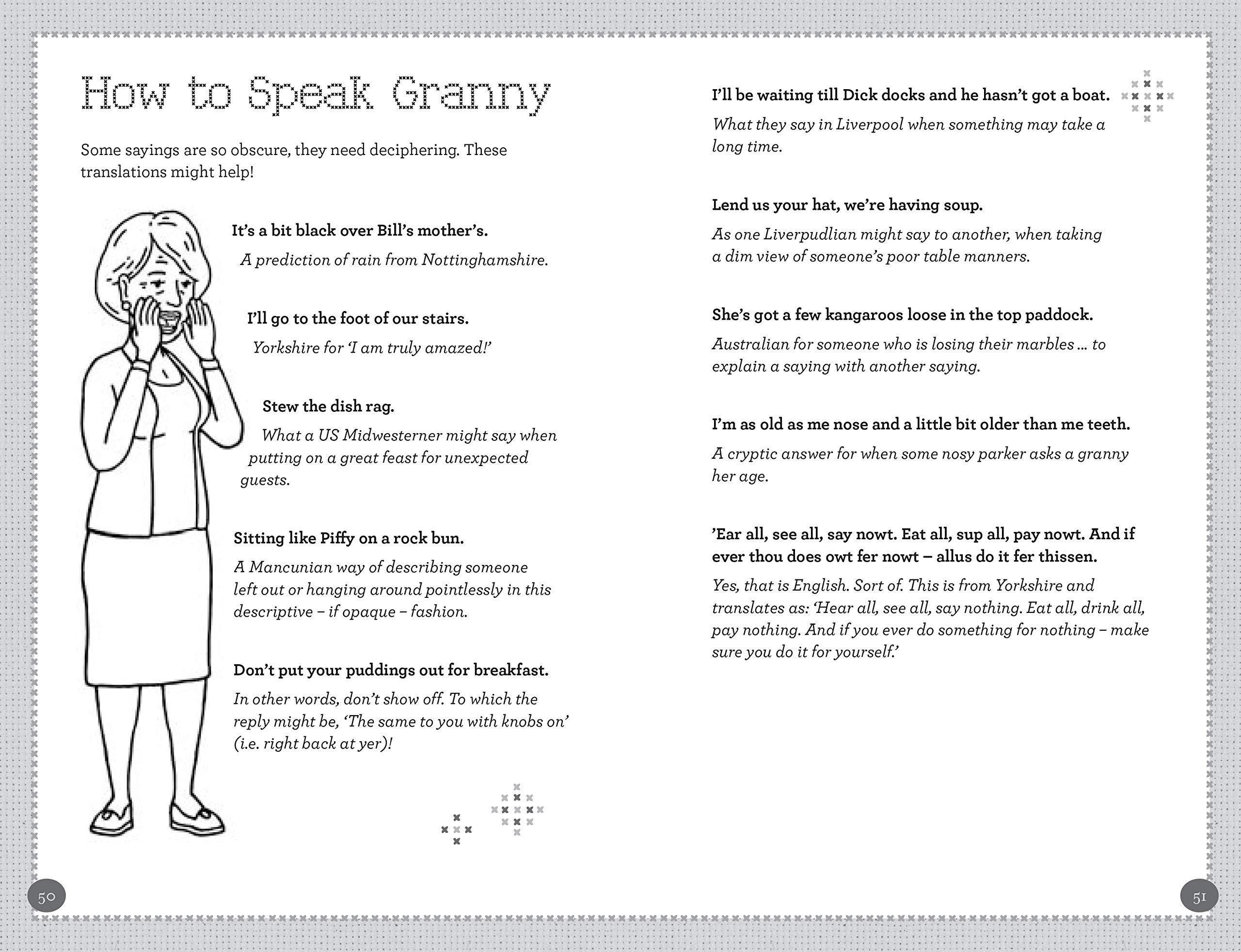 Granny Knows Best: Amazon co uk: Joan Buckley: 9781910232118