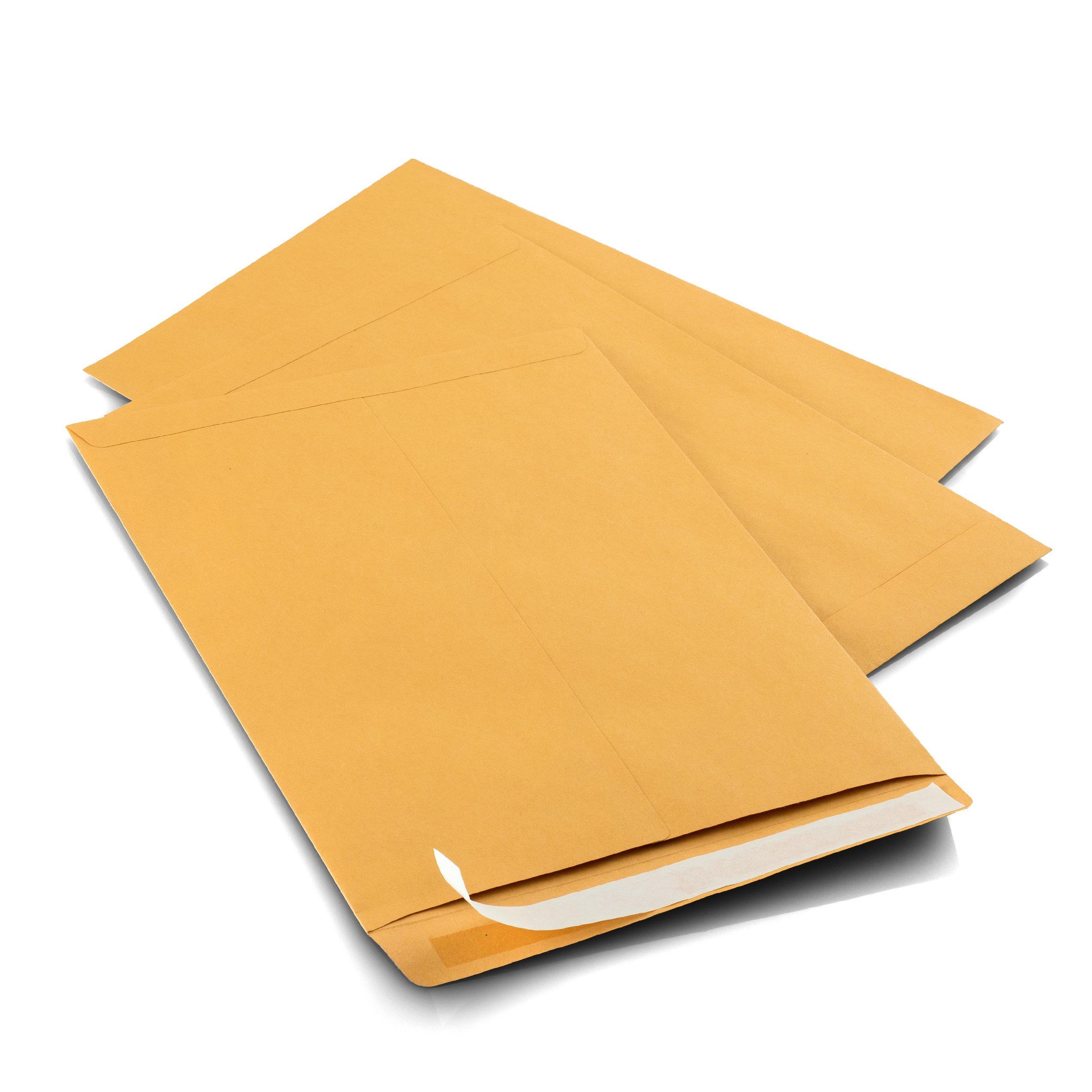 9 X 12 Self-Seal Brown Kraft Catalog Envelopes - 28lb - 360 Count (38360) by Aimoh