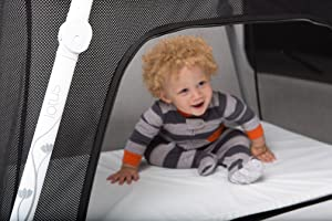 finding the best travel crib