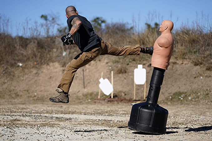 altura regulable, 152-200 cm Bob Mu/ñeco de sparring