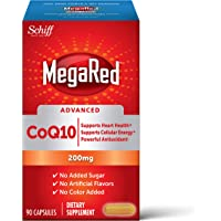 Deals on 90-Count Megared CoQ10 Advanced 200mg Capsules